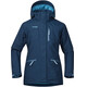 Bergans Youth Alme Insulated Jacket Dark Steel Blue/Steel Blue/Glacier